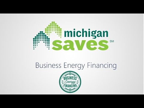 Business Energy Finance Program